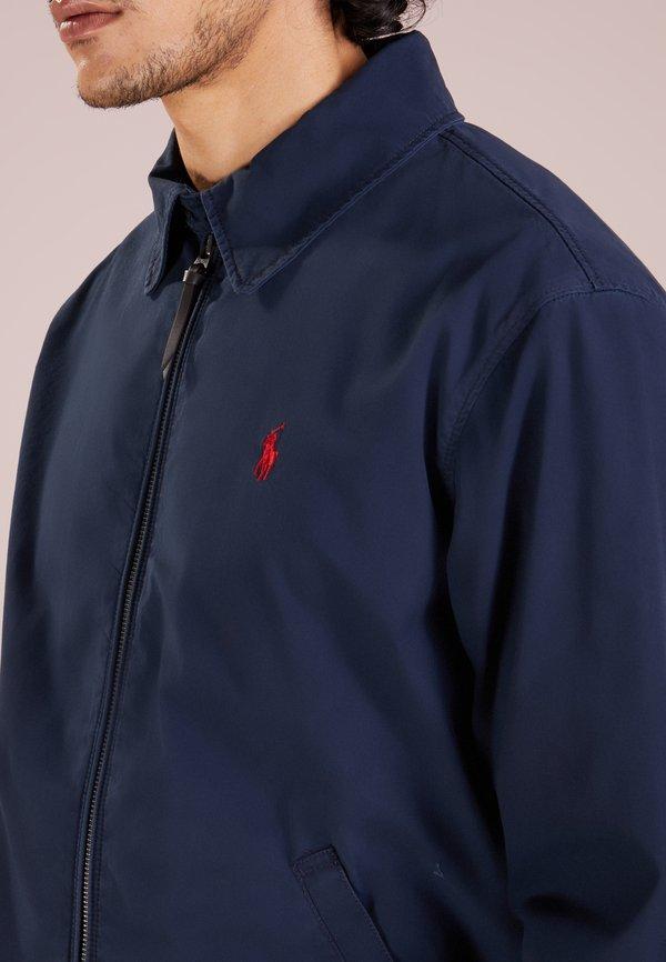 Polo Ralph Lauren BAYPORT - Kurtka wiosenna - aviator navy/granatowy Odzież Męska MKOT