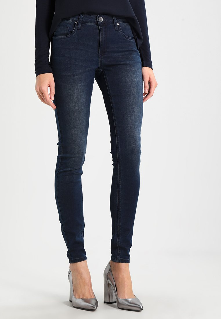 Kaffe - GRACE  - Slim fit jeans - deep well denim