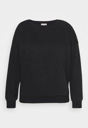 CARKAPPY ONECK  - Sweatshirt - black