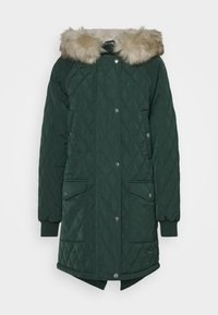 ONLY - ONLSELINE QUILTED - Parka - scarab - 6