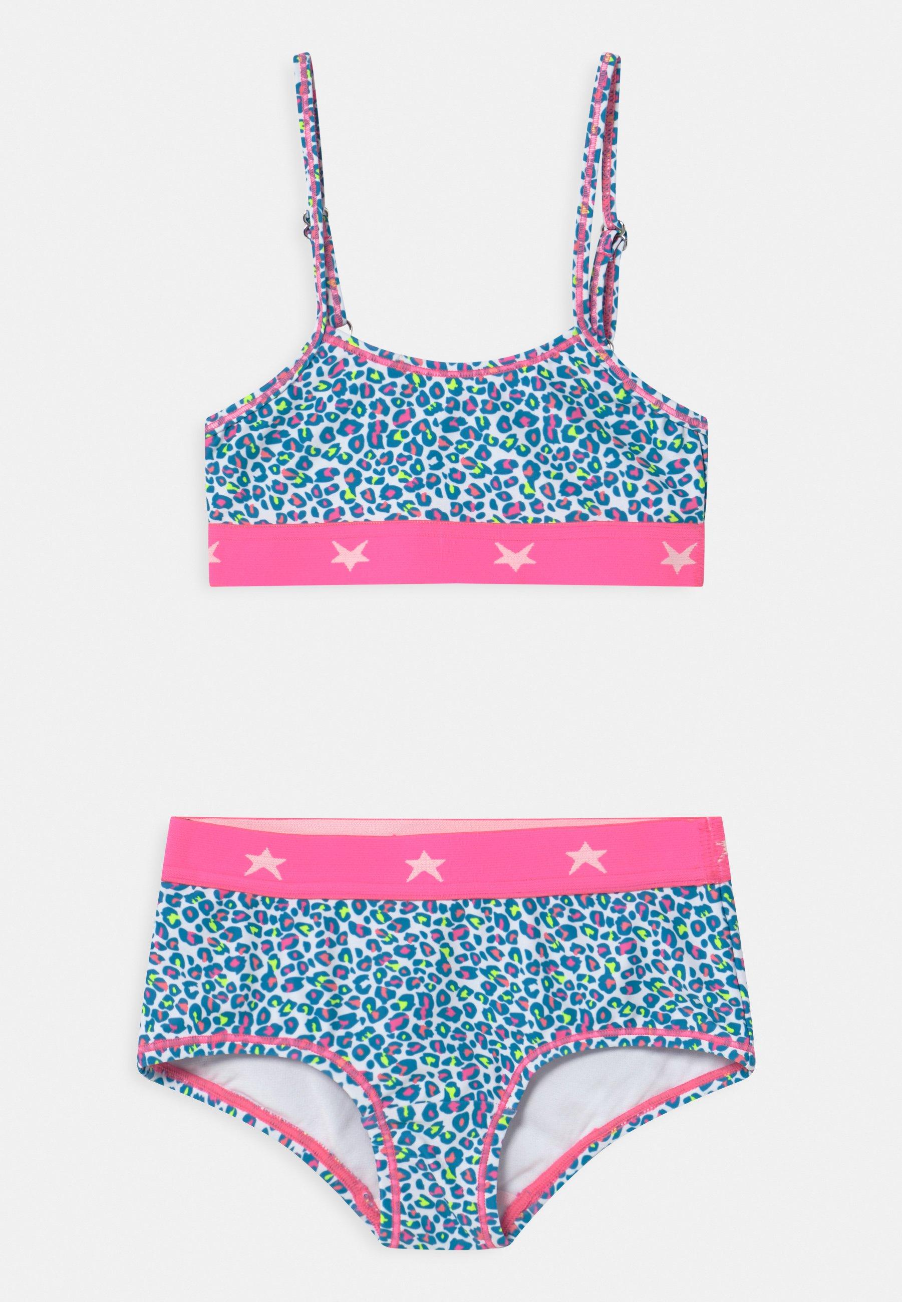 Kids GIRLS TRIANGLE SET - Bikini