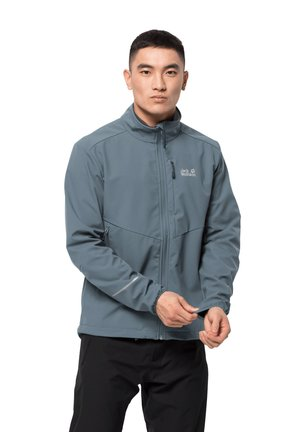 DELTA TOUR JKT M - Soft shell jacket - storm grey