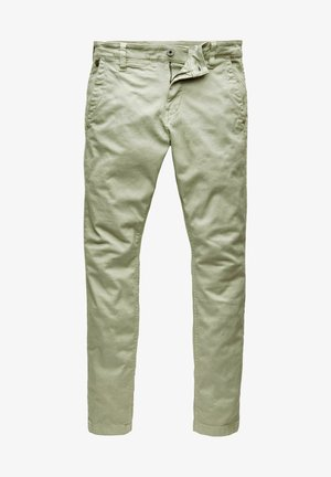 SKINNY CHINO - Jeans Skinny Fit - grege green gd