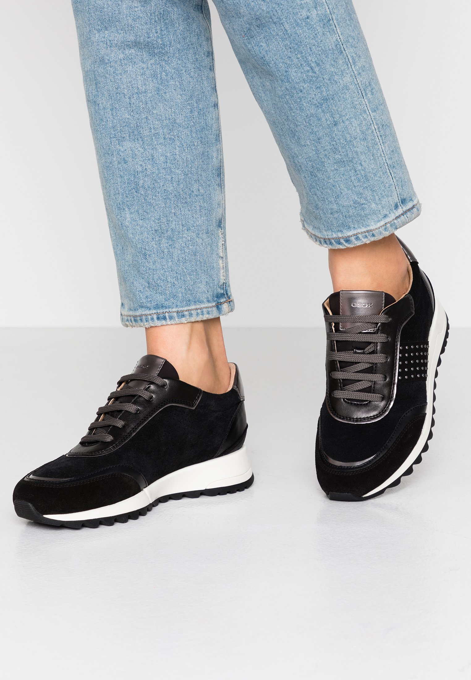 Sneakers Basses Femme Geox D Tabelya A