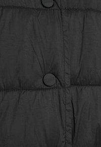 CLOSED - COSY PORI - Winter coat - black - 2