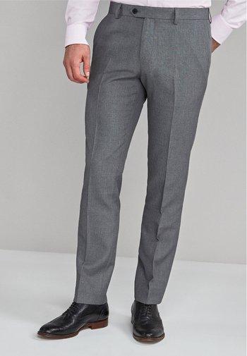 Jakkesæt bukser - light grey