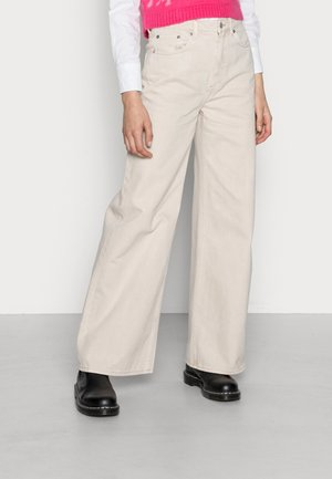 ACE - Flared Jeans - wheat