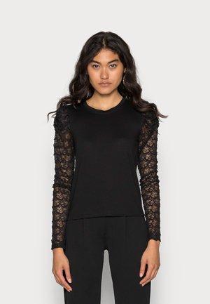 JDYGUJI - Long sleeved top - black