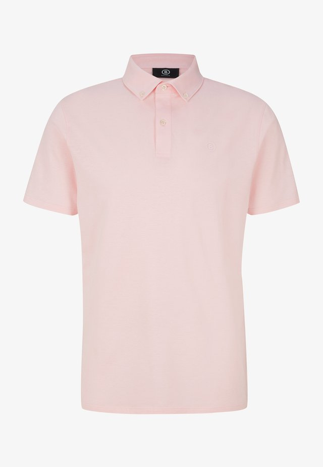 BOGNER POLO-SHIRT PRIMOS - Polo - light pink