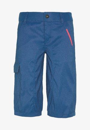 BIKESHORTS SEEK - 3/4 sports trousers - ocean blue