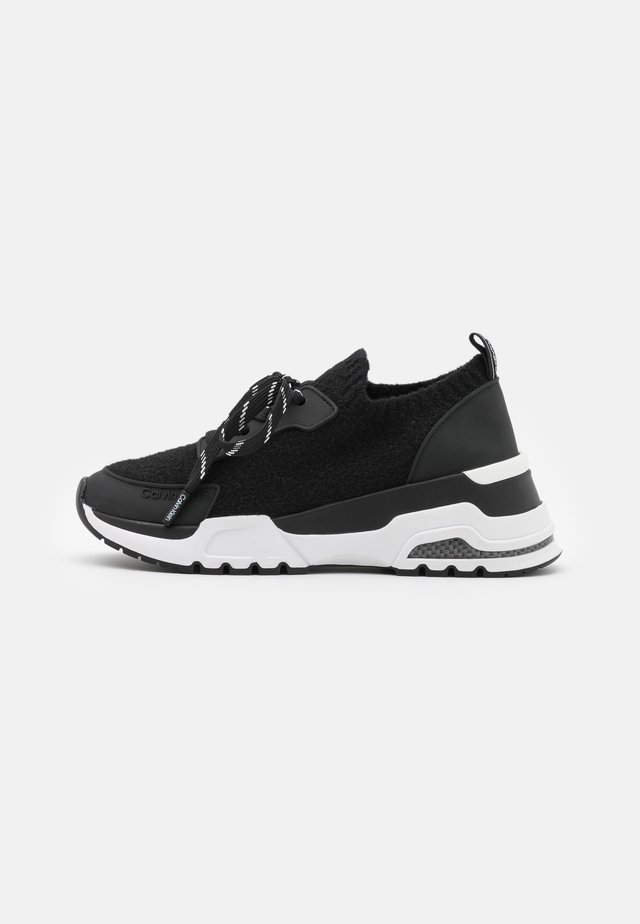 HENSLEY - Sneakers laag - black