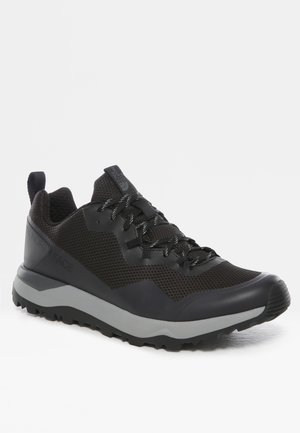 M ACTIVIST FUTURELIGHT - Sportieve veterschoenen - tnf black/zinc grey