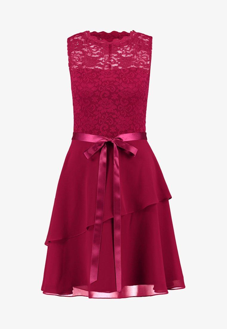 Cocktailkleid/festliches Kleid - rot