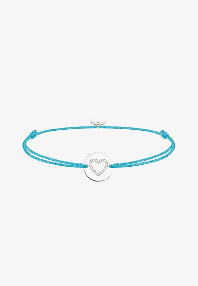 Bracelet - silver/turquoise