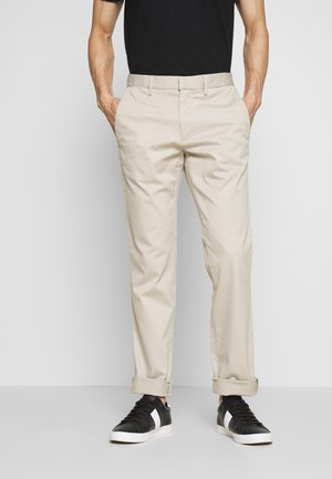 FULTON  - Trousers - sandbar beige
