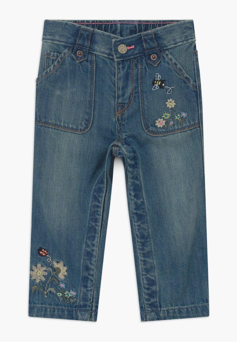 GAP - Straight leg jeans - blue denim
