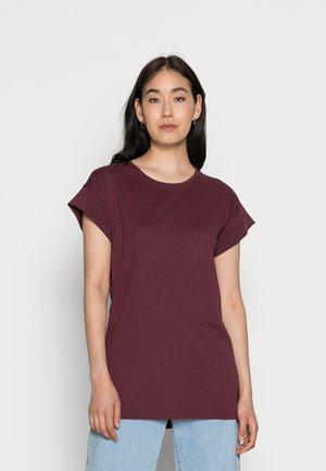 ALVA SEASONAL TEE - Basic T-shirt - port royale