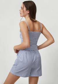 O'Neill - VACATION CO-ORD - Top - blue with white - 1