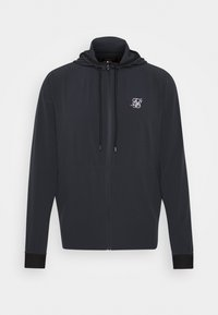 SIKSILK - AGILITY ZIP THROUGH HOODIE - Lehká bunda - midnight navy - 3