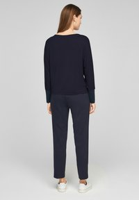 s.Oliver BLACK LABEL - T-shirt à manches longues - dark navy - 2