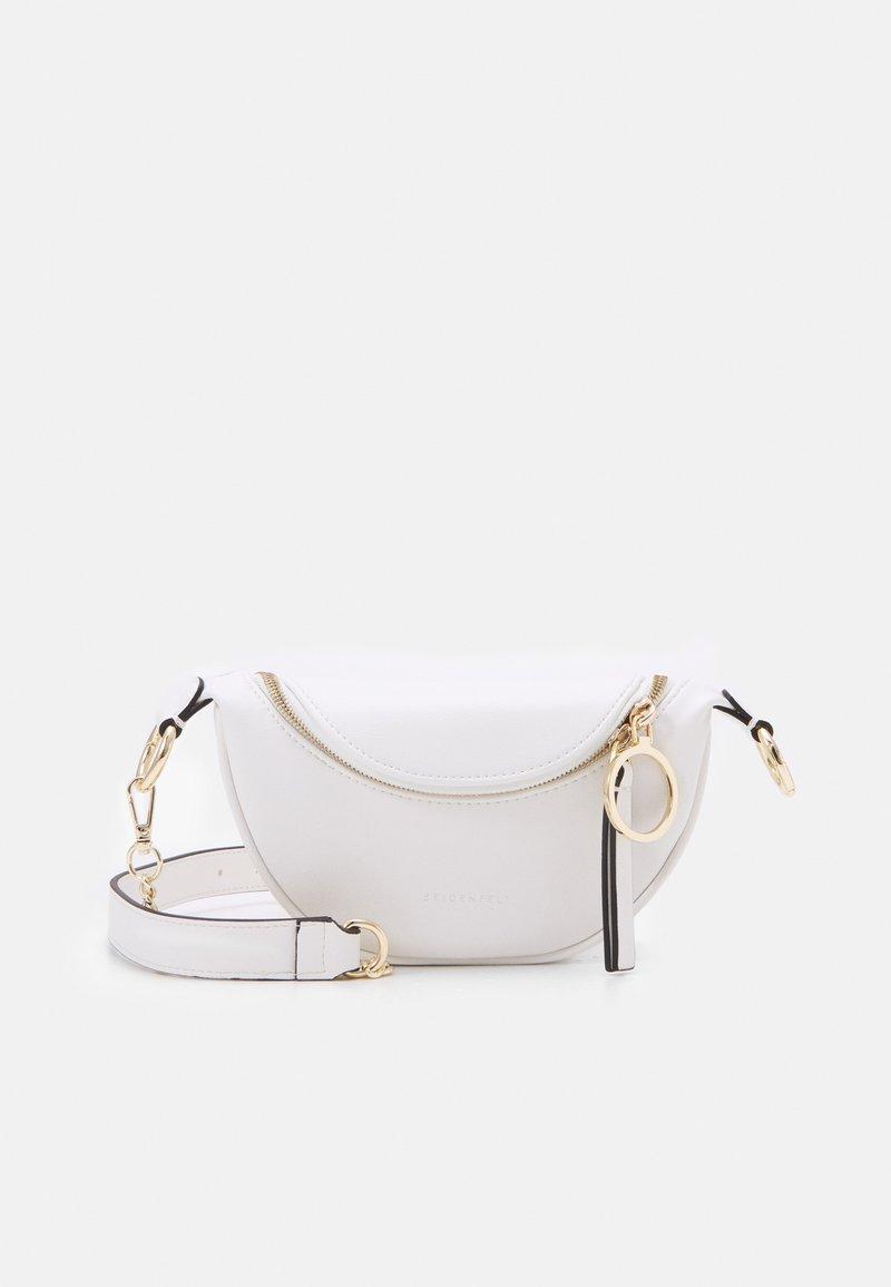 Seidenfelt - SKIEN - Across body bag - white