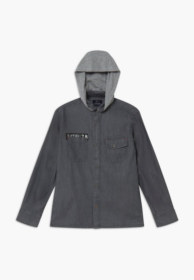 JUNIPHER - Košile - grey