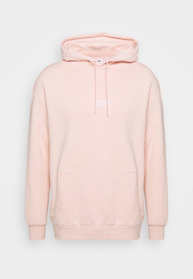 UNISEX - Sweat à capuche - pink