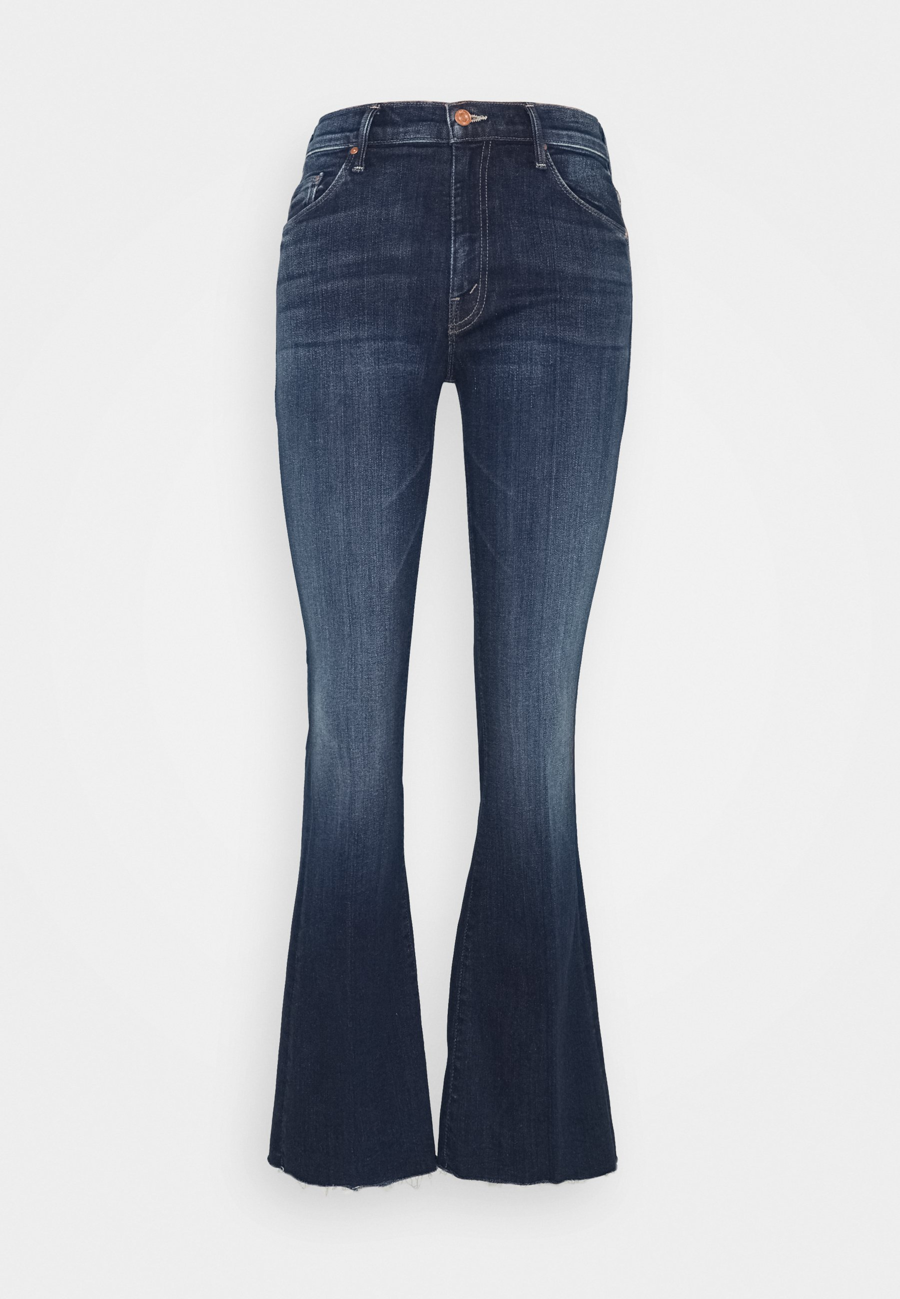 Women THE WEEKENDER FRAY - Flared Jeans