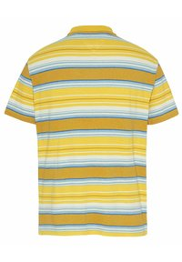 Tommy Jeans - MULTISTRIPE LAYOUT - Print T-shirt - gelb - 1