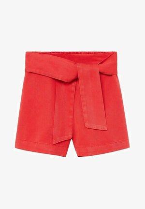 Shorts - rouge