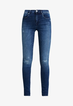 ONLFSHAPE - Jeans Skinny - dark blue denim