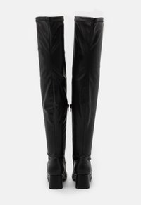 Rubi Shoes by Cotton On - JOLIE SOCK BOOT - Over-the-knee boots - black - 3
