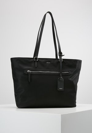 CASEY LARGE TOTE - Shoppingveske - black