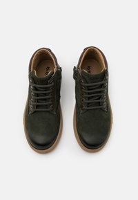 Kickers - TACKLAND UNISEX - Lace-up ankle boots - kaki - 3