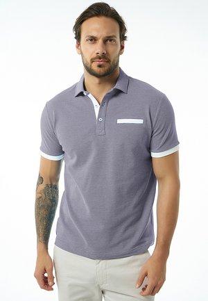 BRENNO - Polo shirt - navy