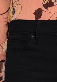 Mavi - OLIVIA - Straight leg jeans - double black stretch - 4