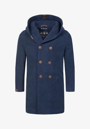 Irukoo - Short coat - blau