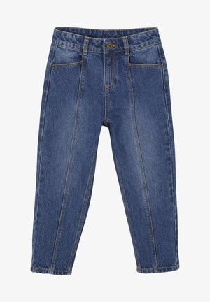 MOM FIT - Relaxed fit jeans - blue stone