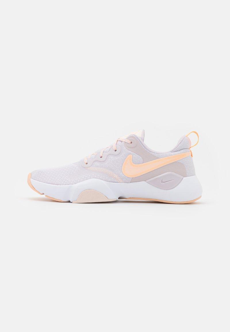 Nike Performance - SPEEDREP - Gym- & träningskor - venice/crimson tint/peach cream/light soft pink/white