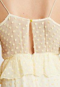 Alice McCall - WONDERS DRESS - Juhlamekko - butter - 5