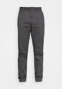 Only & Sons - ONSCAM AGED CUFF - Spodnie materiałowe - grey - 3