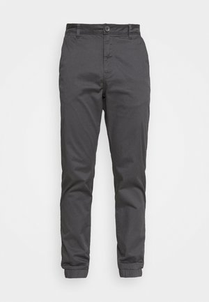 ONSCAM AGED CUFF - Trousers - grey