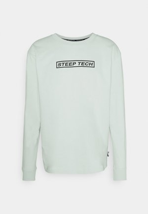 STEEP TECH LIGHT - Long sleeved top - green mist