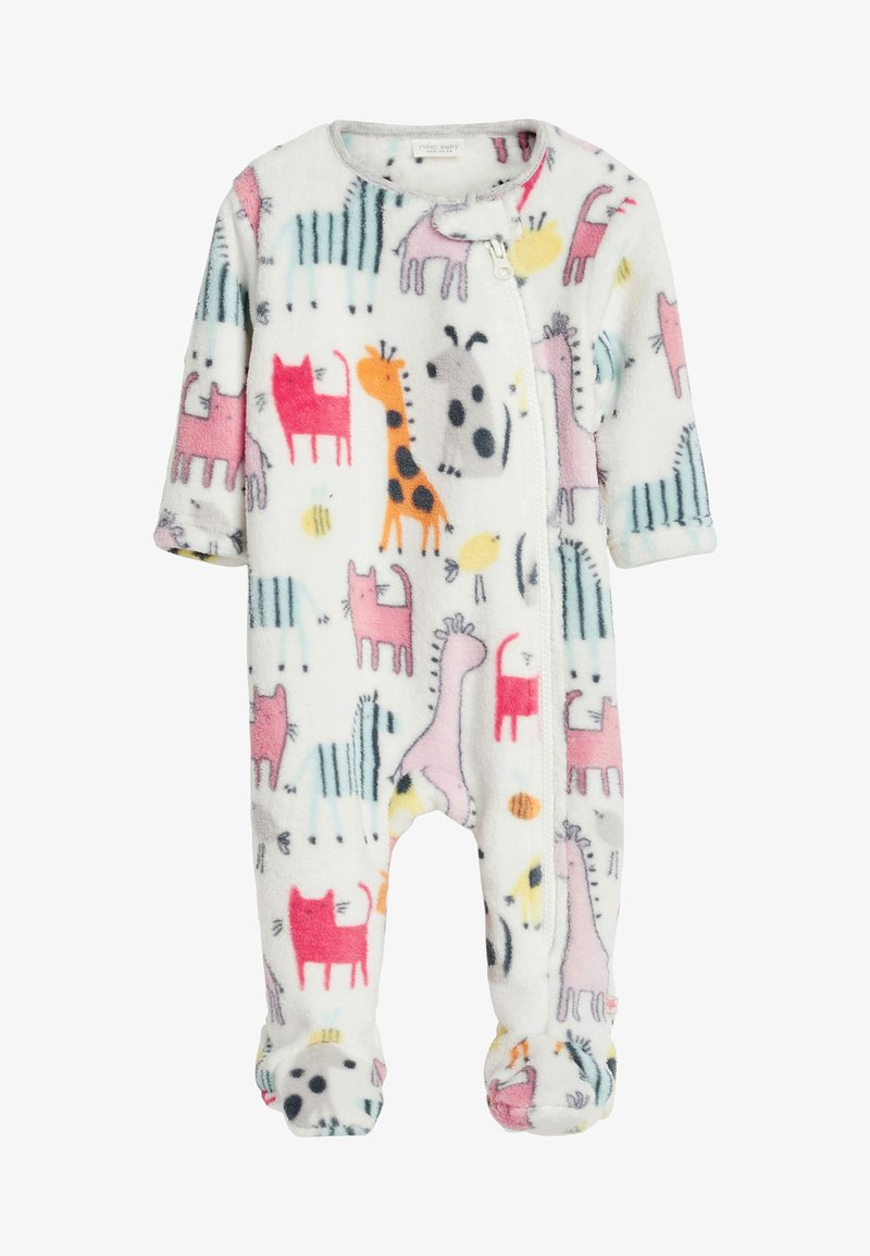 Next - Sleep suit - pink