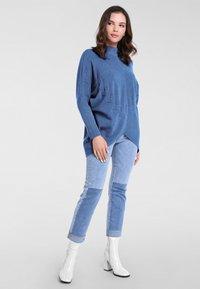 Apart - Pullover - jeansblau - 1
