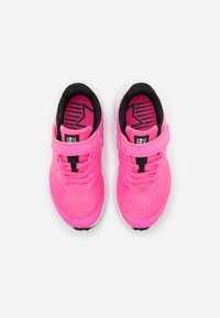 Nike Performance - STAR RUNNER 2 UNISEX - Neutral running shoes - pink glow/photon dust/black/white - 3