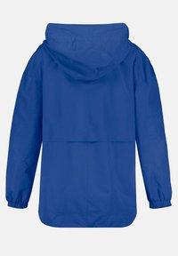 Ulla Popken - GRANDES TAILLES VESTE  - Outdoor jacket - bleu jean foncé - 2