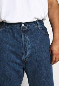 Levi's® Plus - 501 ORIGINAL - Relaxed fit -farkut - stonewash - 5