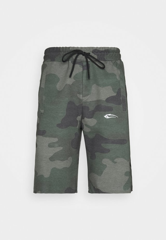 SHORTS PHASE - Short de sport - khaki