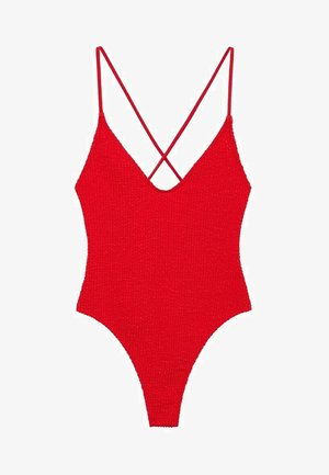 OCEAN - Costume da bagno - rød